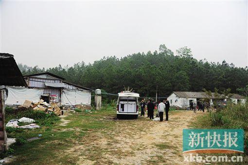 859江门恩平深山制图窝点被捣毁。