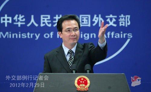 外交部:中国未对整个南海提出主权声索