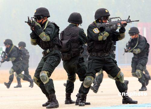 罗援:建武警特种部队反恐 定点清除境外窝点