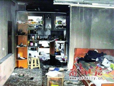 图为1月4日在乌克兰拍摄的嫌犯居住过的房间。新华社发