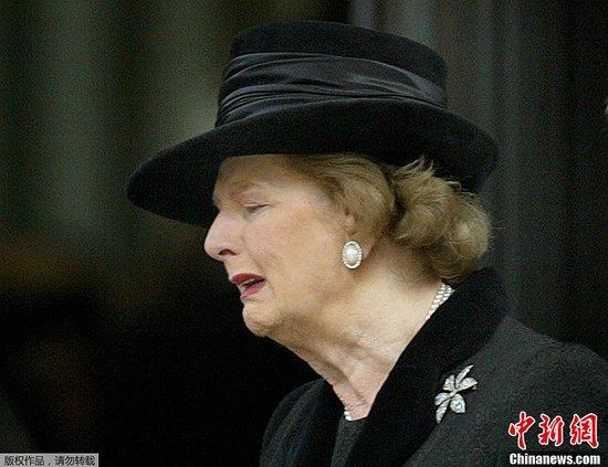 撒切尔夫人晚年疾病缠身 丈夫离世无比失落