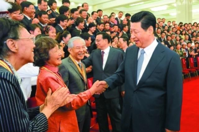 人民日报评论:习近平批评去中国化是在批评谁