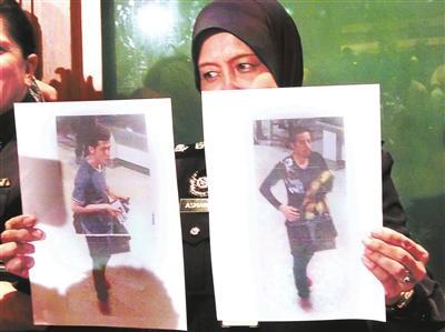 两名冒用护照者来自伊朗为v图片染图片和头发切线胡子男士发型图片