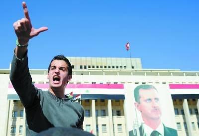 美推叙利亚问题解决方案:孤立中俄支持反对派