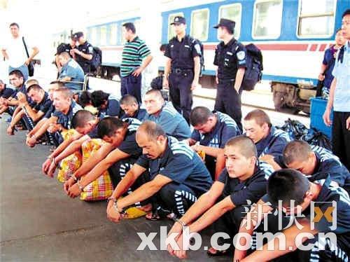 广东惠州破获操纵未成年人犯罪团伙 头目判死刑