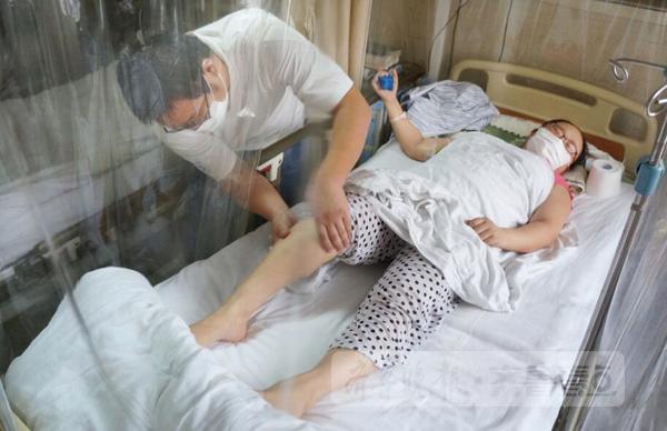 暖闻|济南医生生完二胎患上白血病,昔日病人伸援手