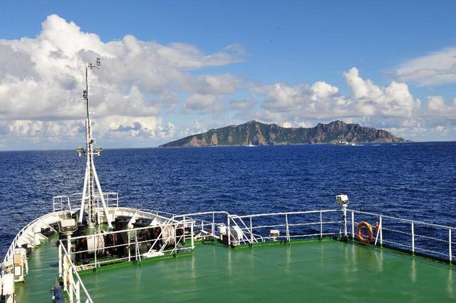 日媒:中国船驶只入钓岛海域超80天 日束手无策
