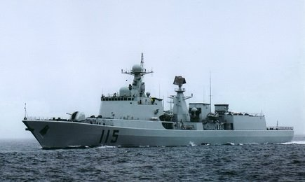 051C型导弹驱逐舰