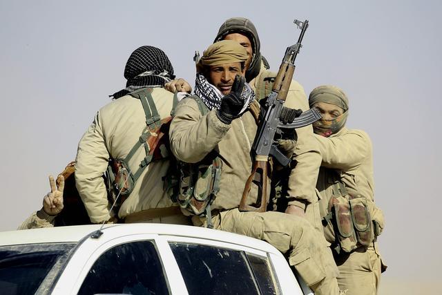 真做到了?俄土伊划清叙反对派和IS地盘