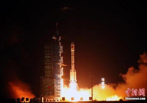 """""""天宫一号""""未来三天14次飞越南京 市民抬头可见"""