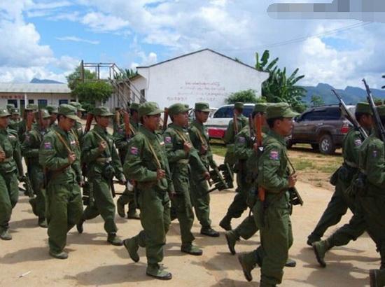 缅甸军方与果敢同盟军爆发冲突 中方已安置边民