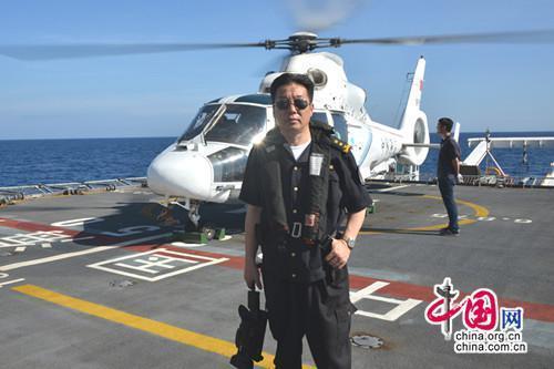"""著名舰船摄影家""""巡海""""因公殉职 全国军迷集体哀悼"""