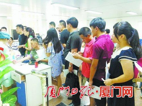 女教师患病每天置换3千毫升血浆 市民排队献血