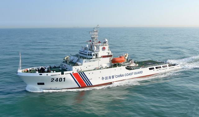 日媒:中国两艘海警船进入钓鱼岛附近海域