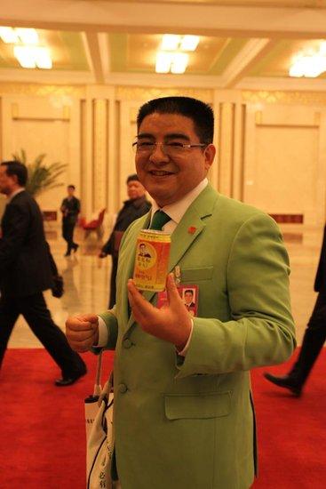 陈光标:卖空气非跟风炒作 高调做环保不怕人骂