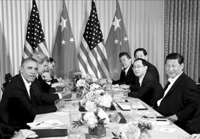 """外媒称习奥会使中美迎来""""毛泽东-尼克松""""时刻"""