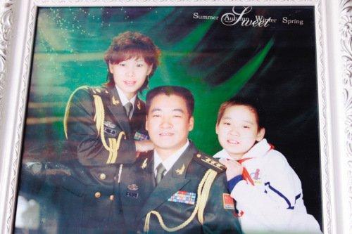 航天员张晓光:三四年回次家未见母亲最后一面