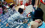 九十年代日本,京都艺伎的台前幕后
