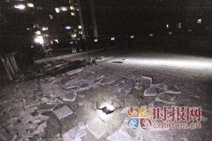 重庆江津一小区化粪池爆炸 一7岁男孩死亡