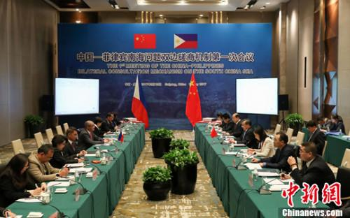 中菲承諾︰在南海采取行動方面保持自我克制軍情消息,香港交友討論區
