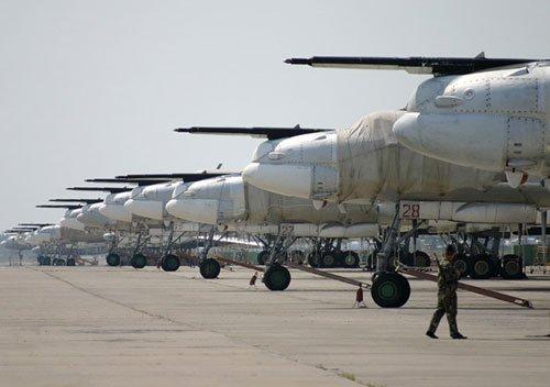 俄计划在2020年前对所有军用机场进行改扩建