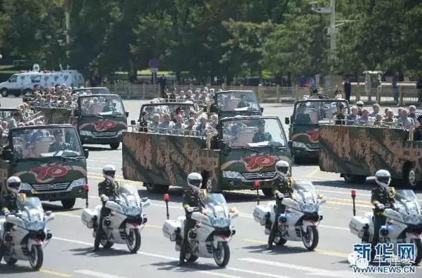 九三阅兵 留给中国的五大启示