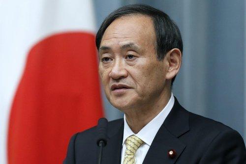 日官房长官:钓鱼岛问题原本就不存在搁置争议
