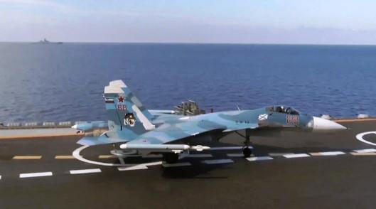 大写的尴尬:米格29K停飞让俄航母真实实力露底