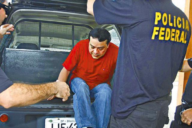 在科亚里一手遮天的皮湼罗,被捕后仍享受特殊待遇。