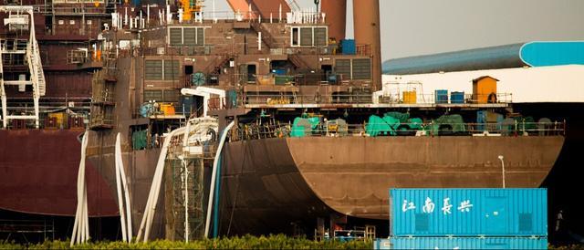 国产万吨级在建执法船曝光 或将成为世界第一