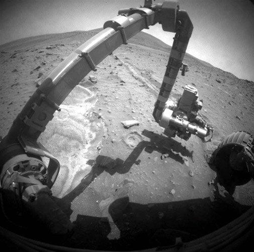 资料:人类使用空间探测器进行火星探测的历程