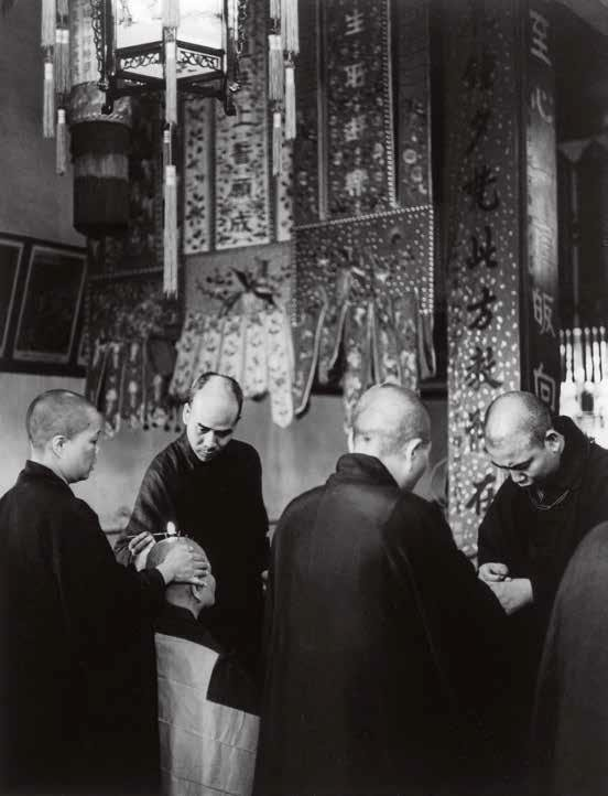 1966年,僧人。