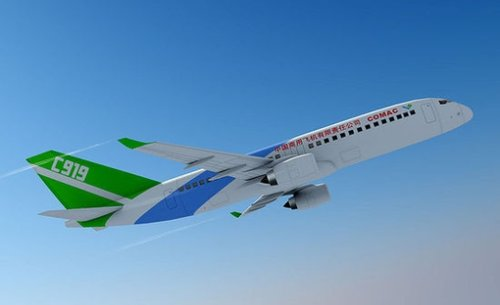 西飞成功将3D打印技术用于C919 ARJ21等飞机制造