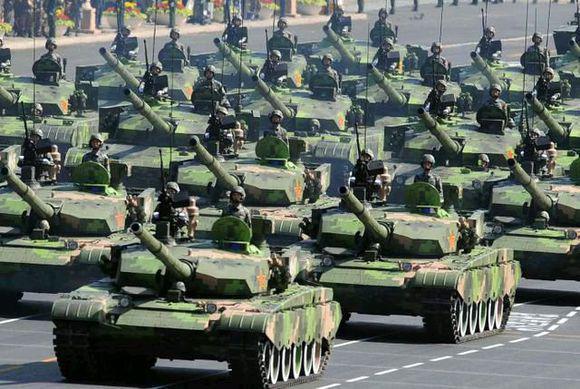 从土豪级到屌丝级 中国陆军装甲部队的六个等级