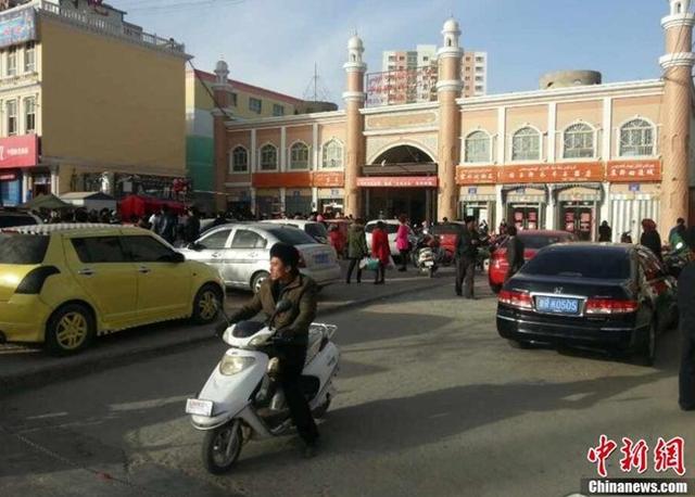 新疆和田地区于田县附近发生7.3级地震