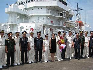 日本海保船访问越南 获热烈欢迎 - syg435896545 - syg435896545的博客