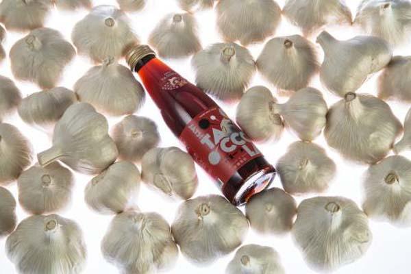 日本大蒜之乡青森市推出大蒜味可乐(图)