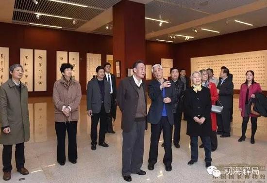 媒体揭秘退休常委为何最爱逛国家博物馆