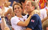 英国皇室借奥运推销