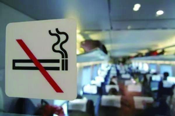 动车组最严禁烟新规:车上吸烟被抓两次终身禁乘