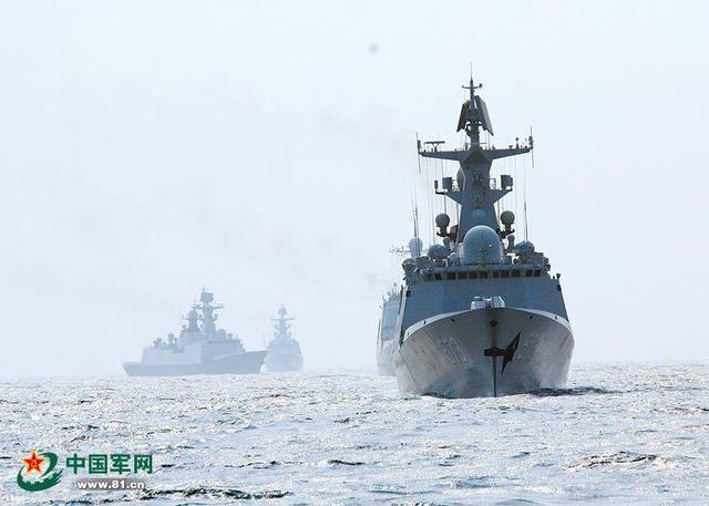 南海舰队某驱逐舰支队80%舰艇更换 人才缺口大咋办