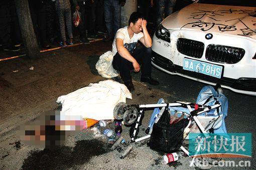 郑州交警开宝马车撞死婴儿被刑拘 官方否认醉驾