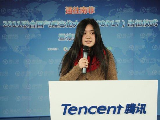曹原:向全世界传达中国青年的声音