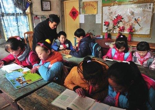 72岁老教师建留守儿童之家 登 中国好人榜
