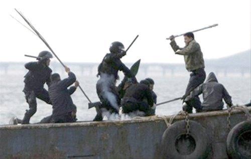 韩国允许海警向中国渔民开枪 大幅提升罚款额度