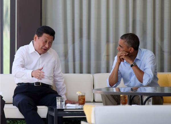 """奥巴马今日抵京 中国版""""习奥会晤""""地点引关注"""