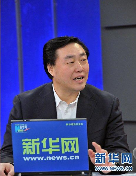 对话陕西省公安厅副厅长陈里:实名开博对官员