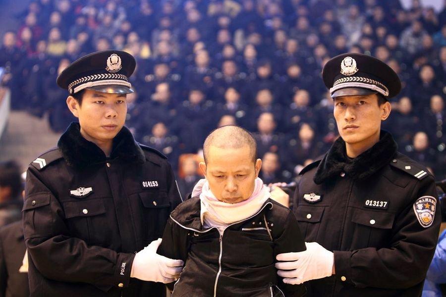 高清:长沙一日宣判多个要案 处决15人 - 高山松 - gaoshansong.good 的博客