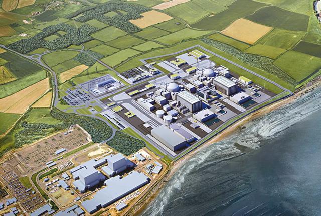 日媒:中国核电出口目标60国建200电站