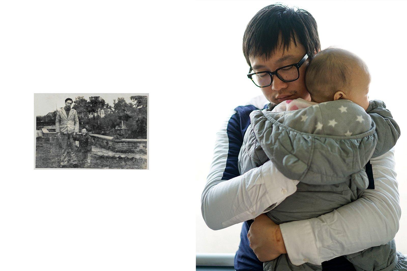 父亲走后一年,老婆给家里添了个女娃。那天晚上我一直在想,如果父亲在该有多好。这是他生前唯一的遗憾。当我抱着娃娃,突然明白了作为一个父亲的责任和压力。